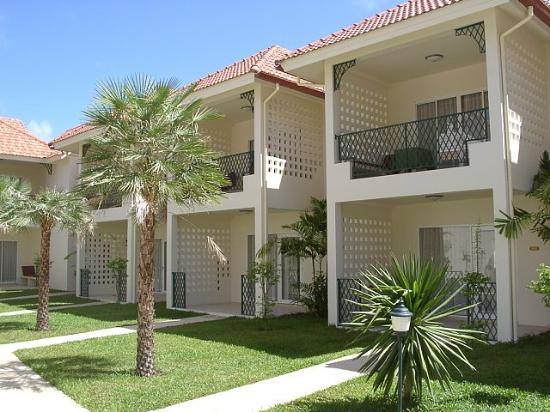Baramie Residence: Standard room wings