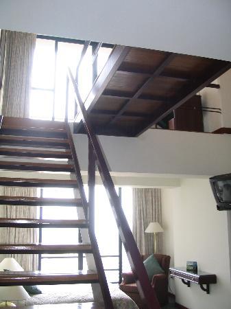 Thunderbird Hotels Fiesta Hotel & Casino: Stairs