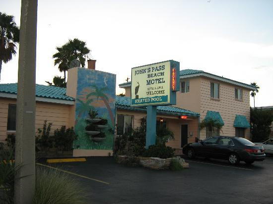 John's Pass Beach Motel UPDATED 2017 Prices & Reviews (Treasure