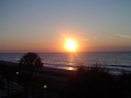 Roxanne Towers: Nice sunrise