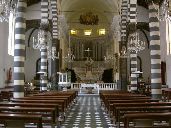 Hotel Villa Steno: Local church