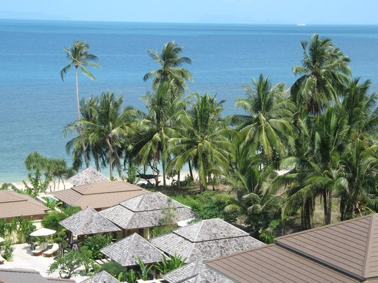 Taling Ngam, Tailandia: View from the gym