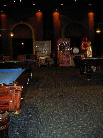 PGS Kiris Resort: Games Room