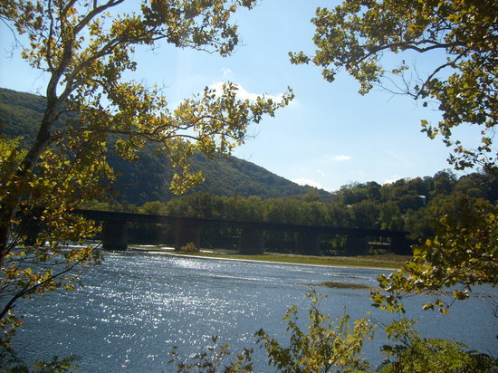 Harpers Ferry, Virginia Occidental: Potomac River