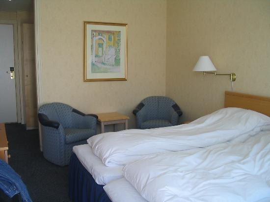 Balestrand Hotel: Room 210