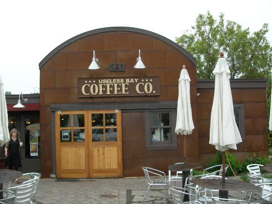 Northwest Language Cultural Center Guesthouse: Favorite Coffee Shop in Langley
