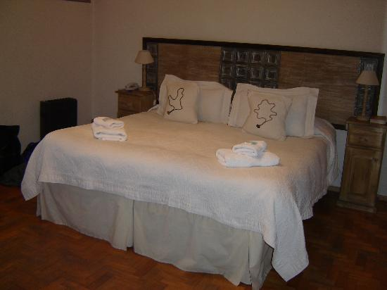 La Escondida Bed & Breakfast: Lovely double room