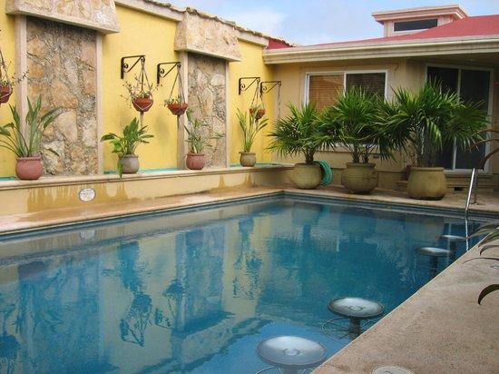 Cascadas de Merida: The refreshing pool