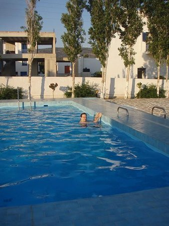 Narges Hotel: Pool