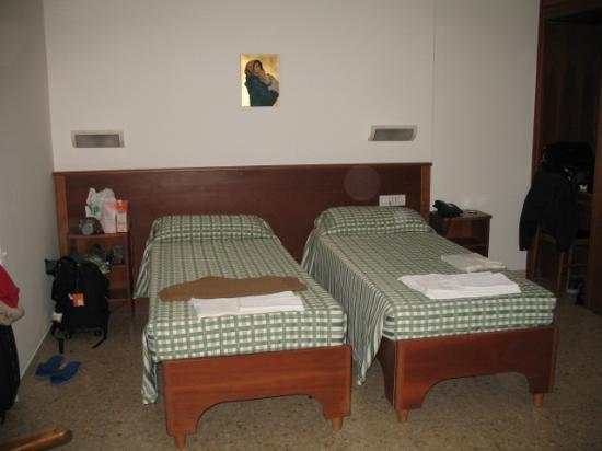 Casa per Ferie Mater Mundi: Beds.Room