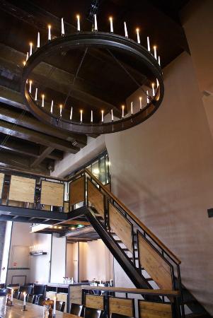 In de Waag: Interior