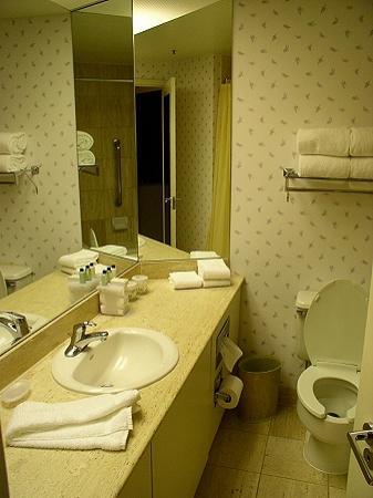 DoubleTree Suites by Hilton Hotel Salt Lake City: Bathroom