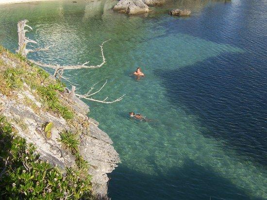 Bermuda: nice