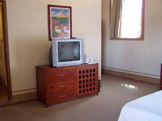 Hotel Quinta Santiago: TV