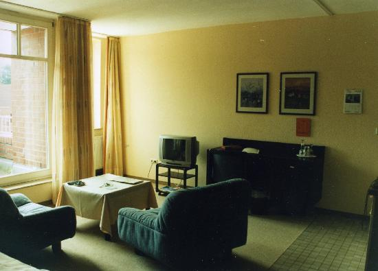 Hotel am Pferdemarkt: rest of room