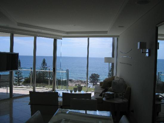 Oceans Mooloolaba: View from living room