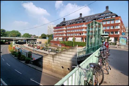 Hotel Mercure Severinshof Cologne