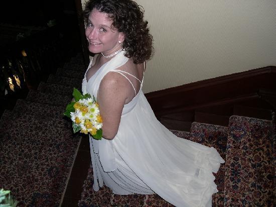 Brendan Manor: Here comes the bride