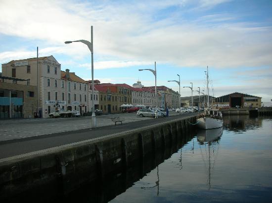 Fountainside Hotel: Hobart