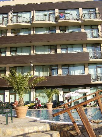 LION Hotel Sunny Beach: hotel lion