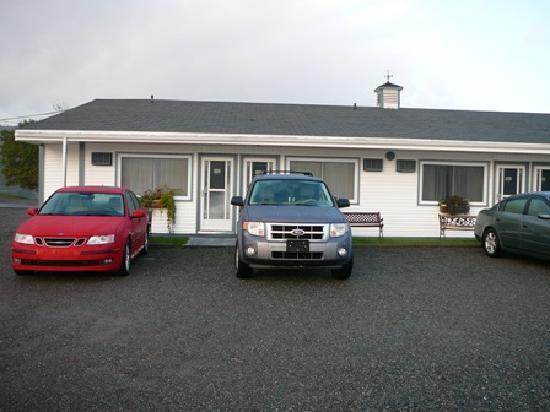 Cove Motel: Motel rooms