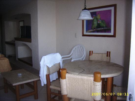 Don Pelayo Pacific Beach Hotel Mazatlan: la habitacion2