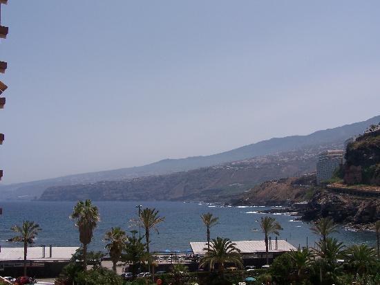 Checkin Concordia Playa: Vistas desde el balcon