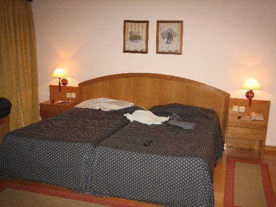 Montalegre Hotel: The room