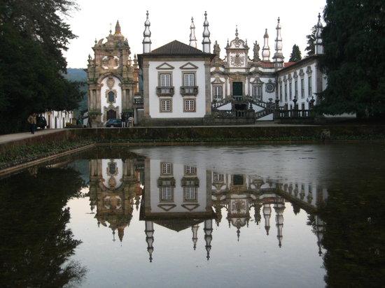 Montalegre, Portugal : Mateus Palace