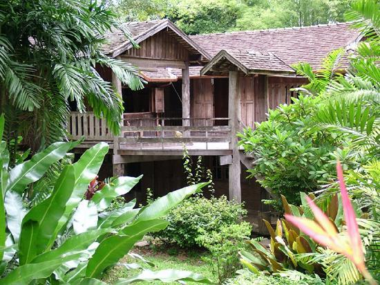 TaNiTa (Riverside) Resort: Our home in Chiang Mai