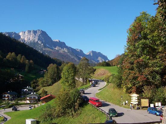 Hotel und Gasthaus Maria Gern: Maria Gern - surrounding countryside
