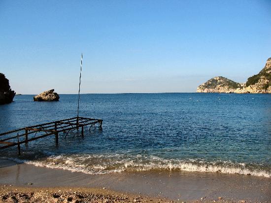Hotel Elly Beach Liapades Corfu