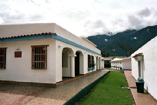 Hotel Escuela Prado Río : hotel view