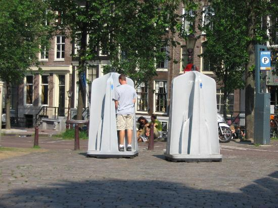 in the Red Light District - Picture of Amsterdam, North Holland ...