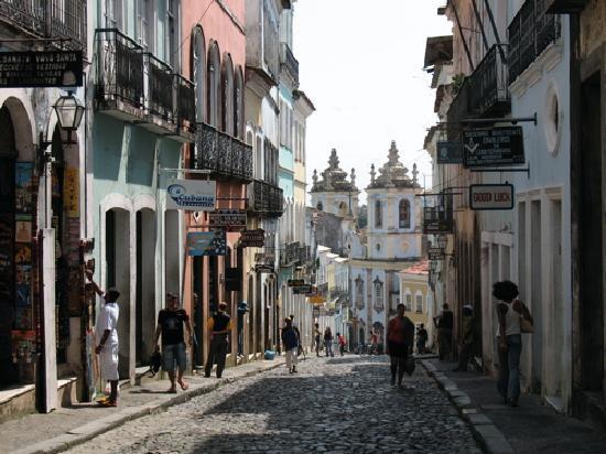 Hotel Casa do Amarelindo: Rua do Porto do Carmo