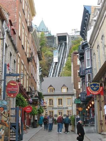 Hotels Quebec City Downtown