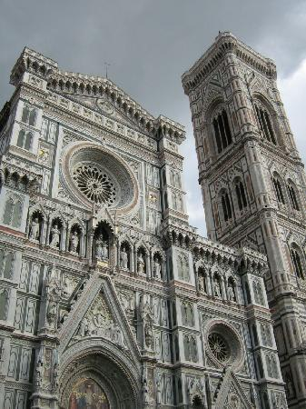 Concorde Hotel : Florence is a wonderful city