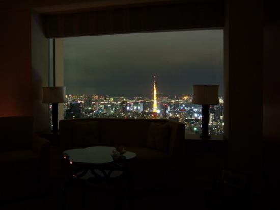 The Ritz-Carlton, Tokyo: View from the Room