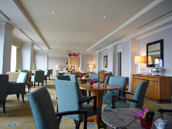 The Ritz-Carlton Tokyo: Club Lounge