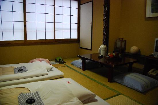 Room at Ryokan Sawanoya