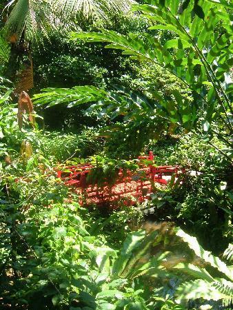 Остров Сентоза, Сингапур: The Garden itself