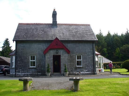 Ballykine House: The House - a 200 year old lodge