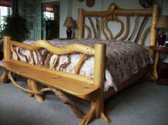 Austrian Haven Bed and Breakfast: Das Wurzelbett Photo2