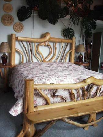 Austrian Haven Bed and Breakfast: Das Wurzelbett Photo3
