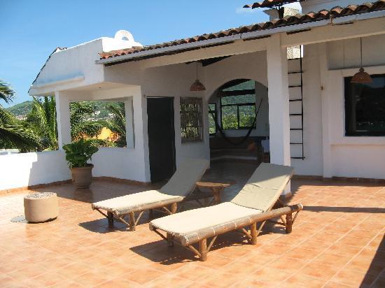 La Quinta de Don Andres: More terrace