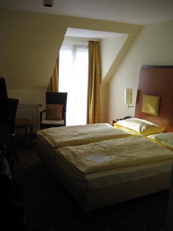Hotel Caroline Mathilde: Room