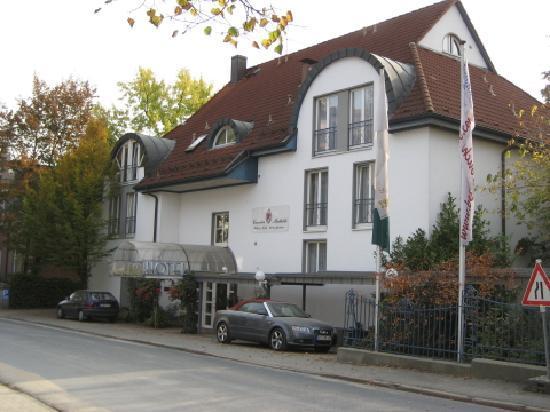 Hotel Caroline Mathilde: Hotel