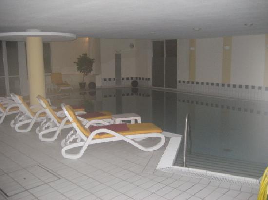 Hotel Caroline Mathilde: Pool