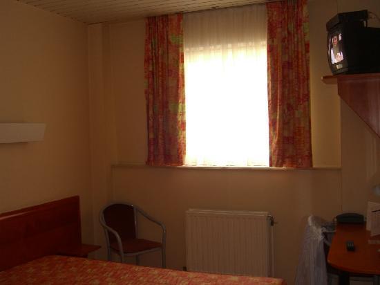 La Legende Hotel: View of the room 1