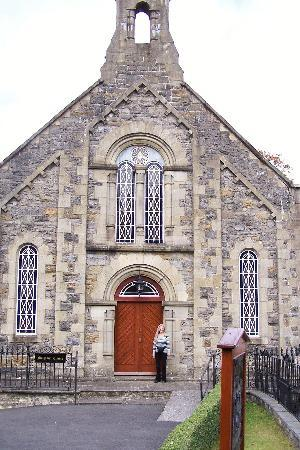 Donegal Town, Ireland: Methodist Church in Donegal